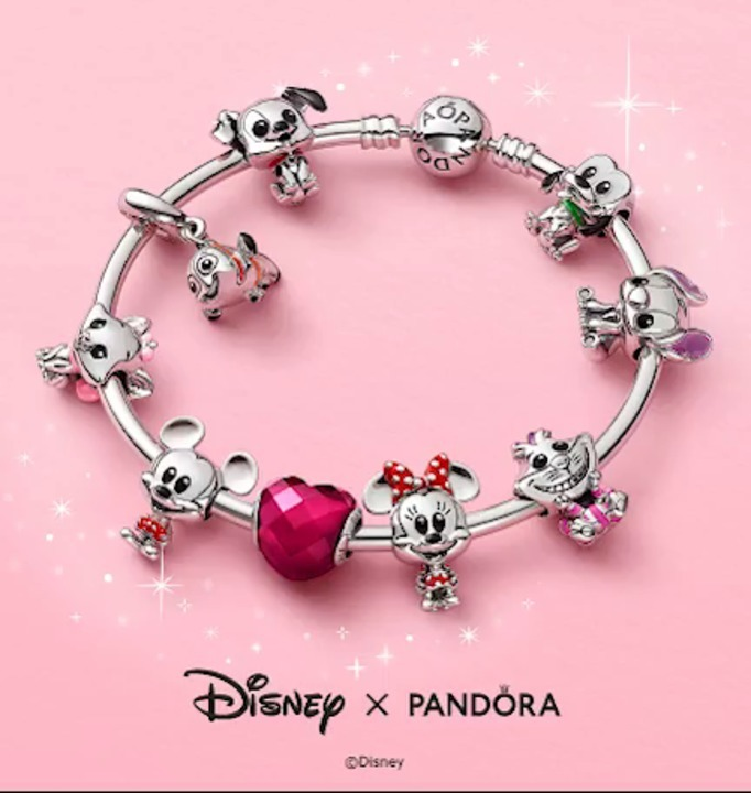 charms pandora enfant