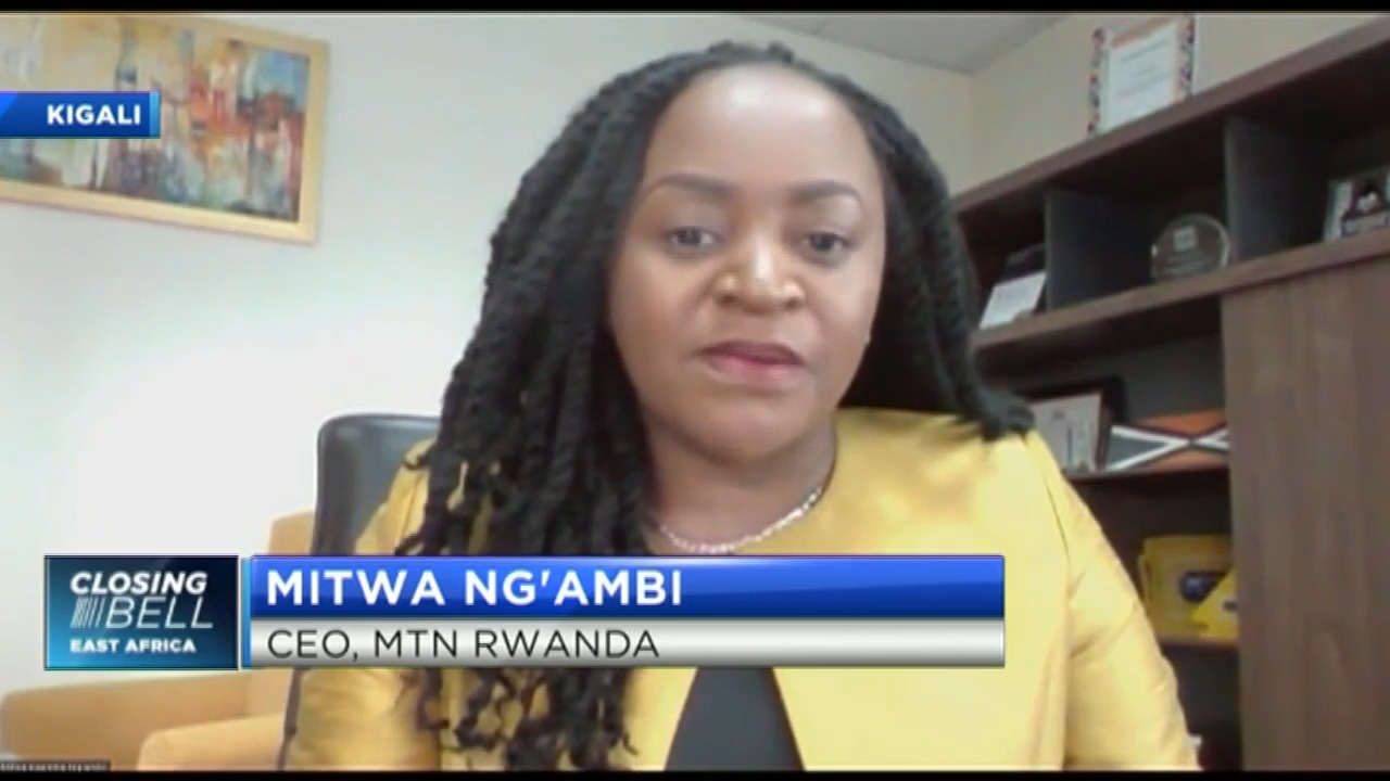 MTN Rwanda full-year results with CEO Mitwa Ng'ambi