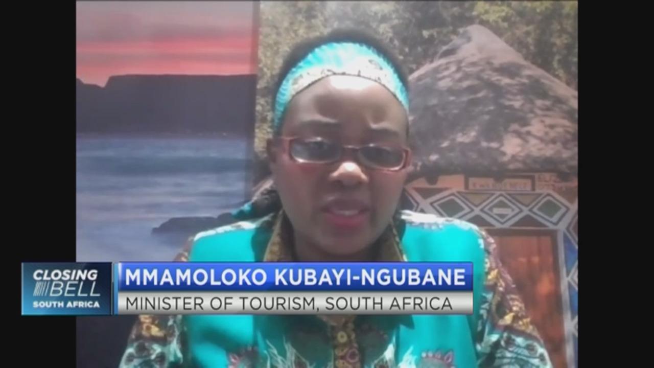 Kubayi-Ngubane criticises travel bans, explains how the AfCFTA will boost SA tourism