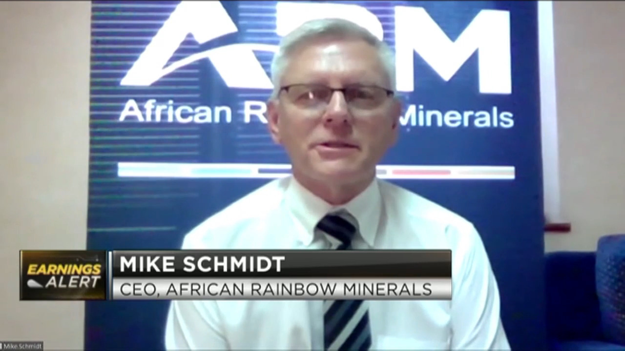 African Rainbow Minerals delivers record earnings on higher commodity prices