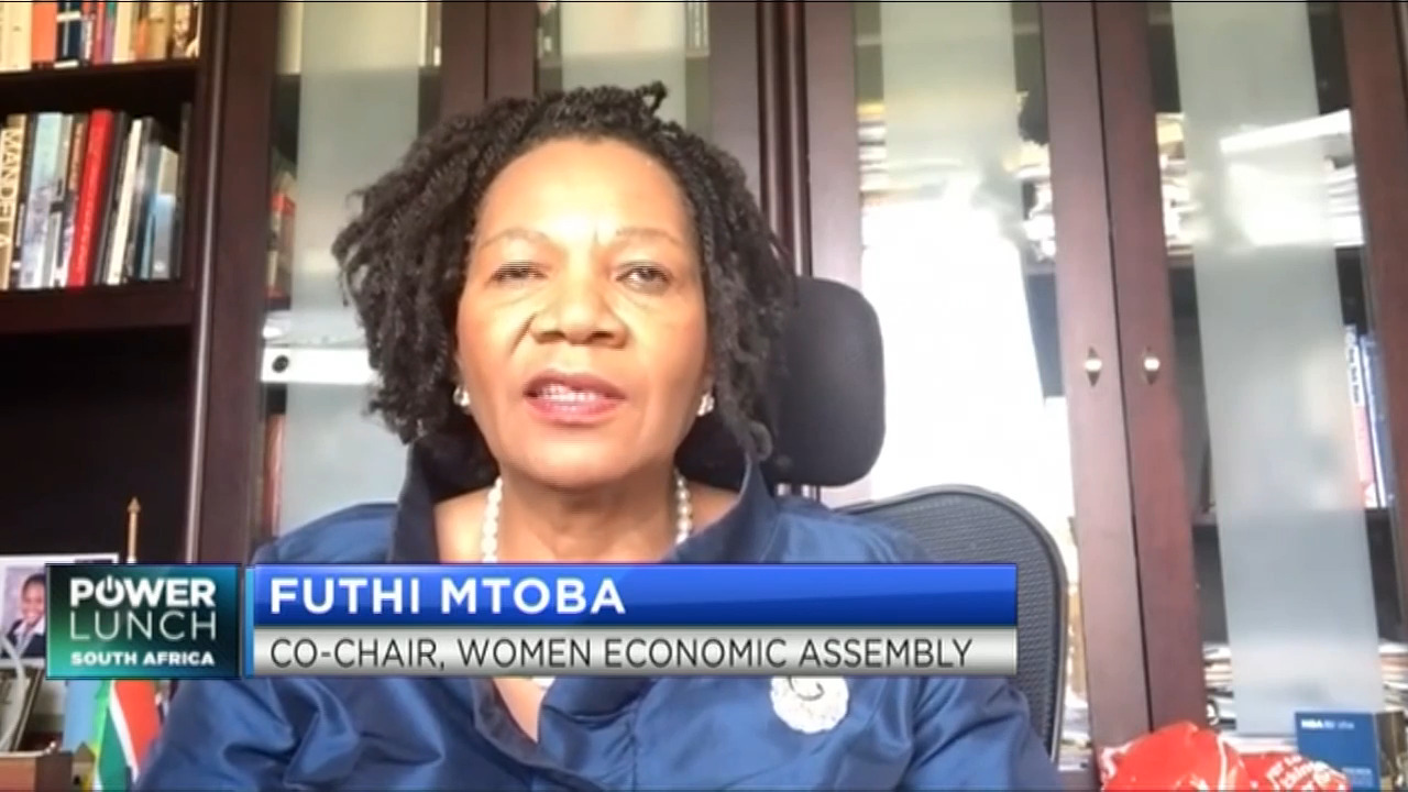 WECONA's Mtoba on how to increase women participation in the value chain industry