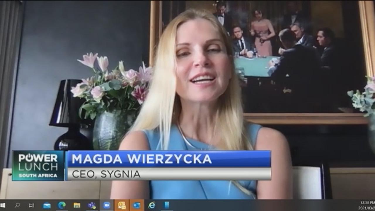 Magda Wiezycka reflects on her journey as Sygnia CEO