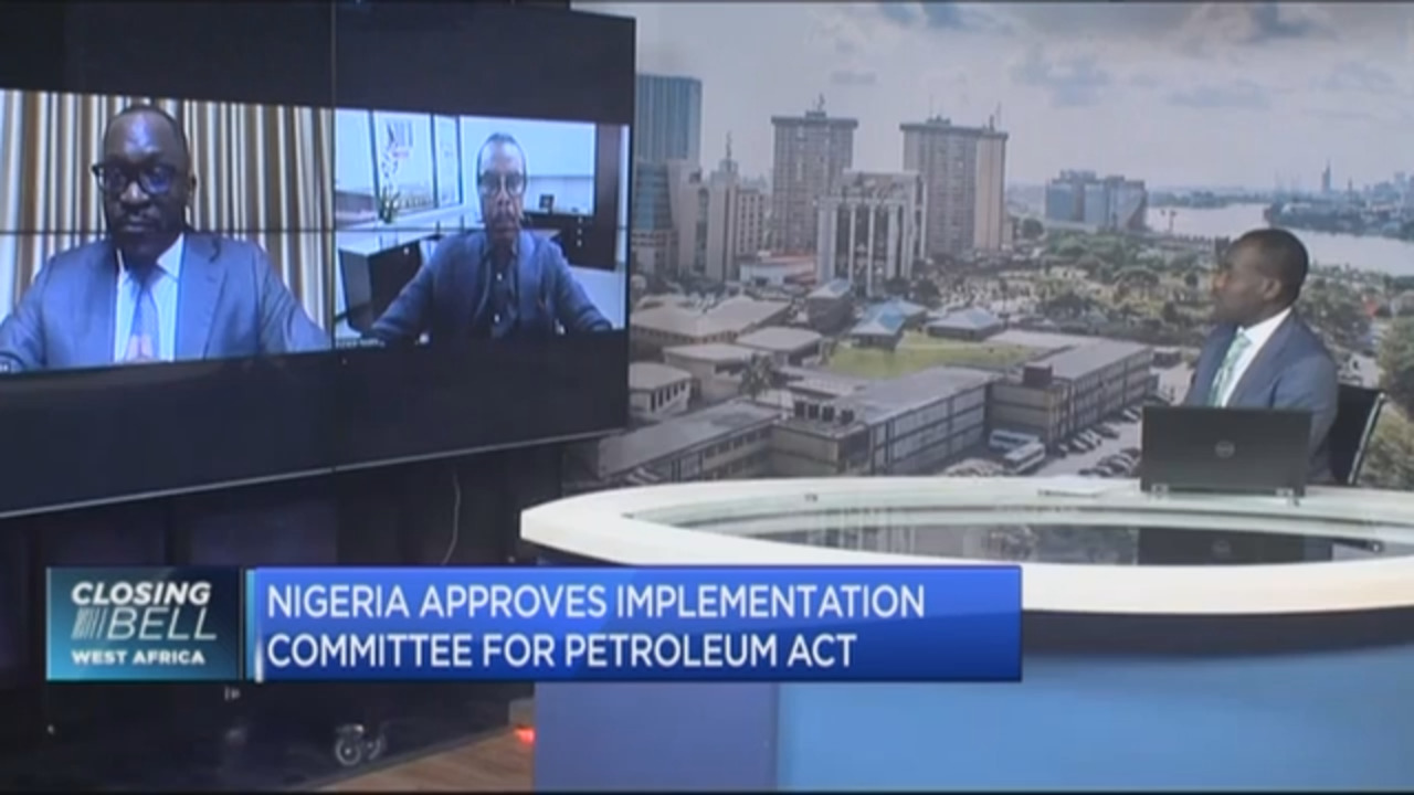 Nigeria approves implementation committee for Petroleum Act