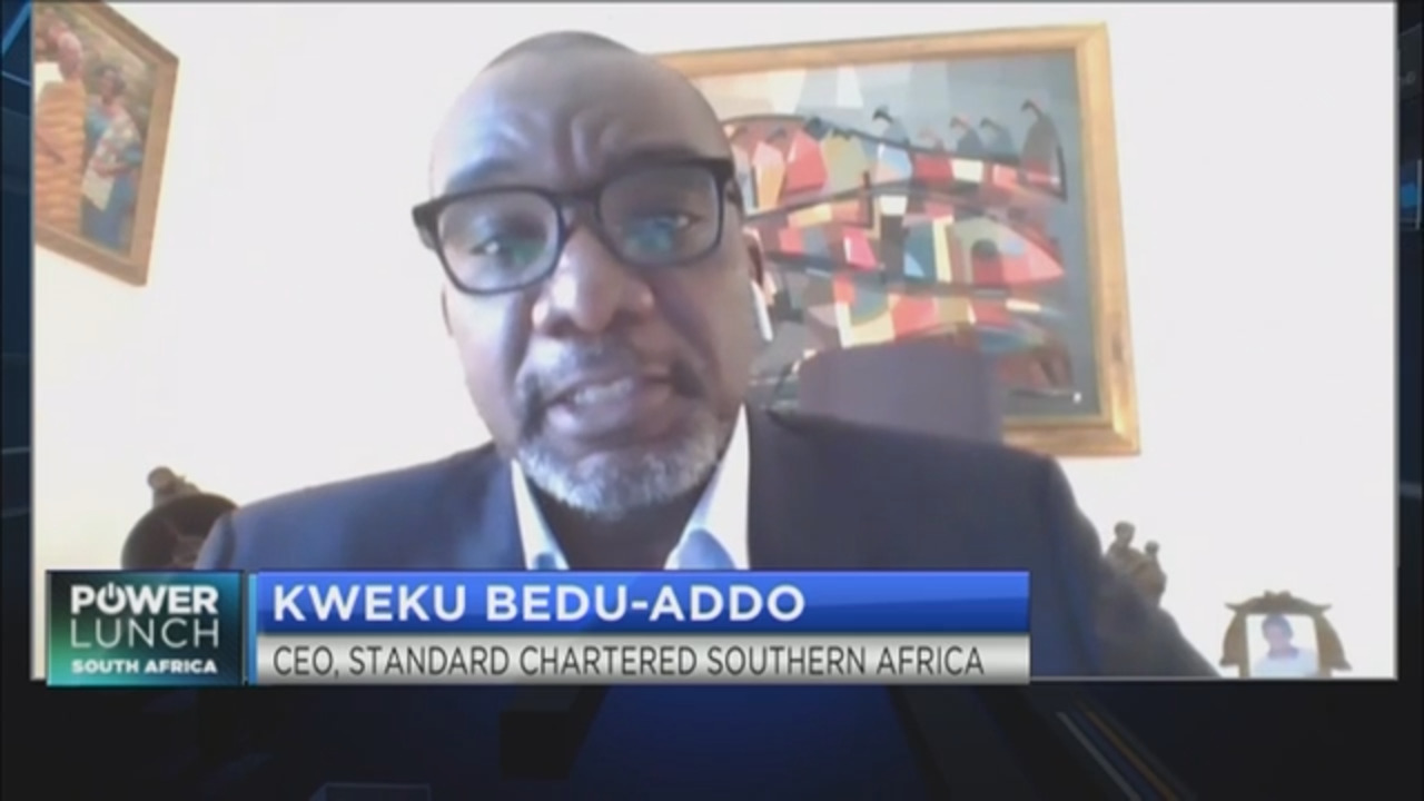 Standard Chartered's Bedu-Addo discusses the private sector's key role in AfCFTA success