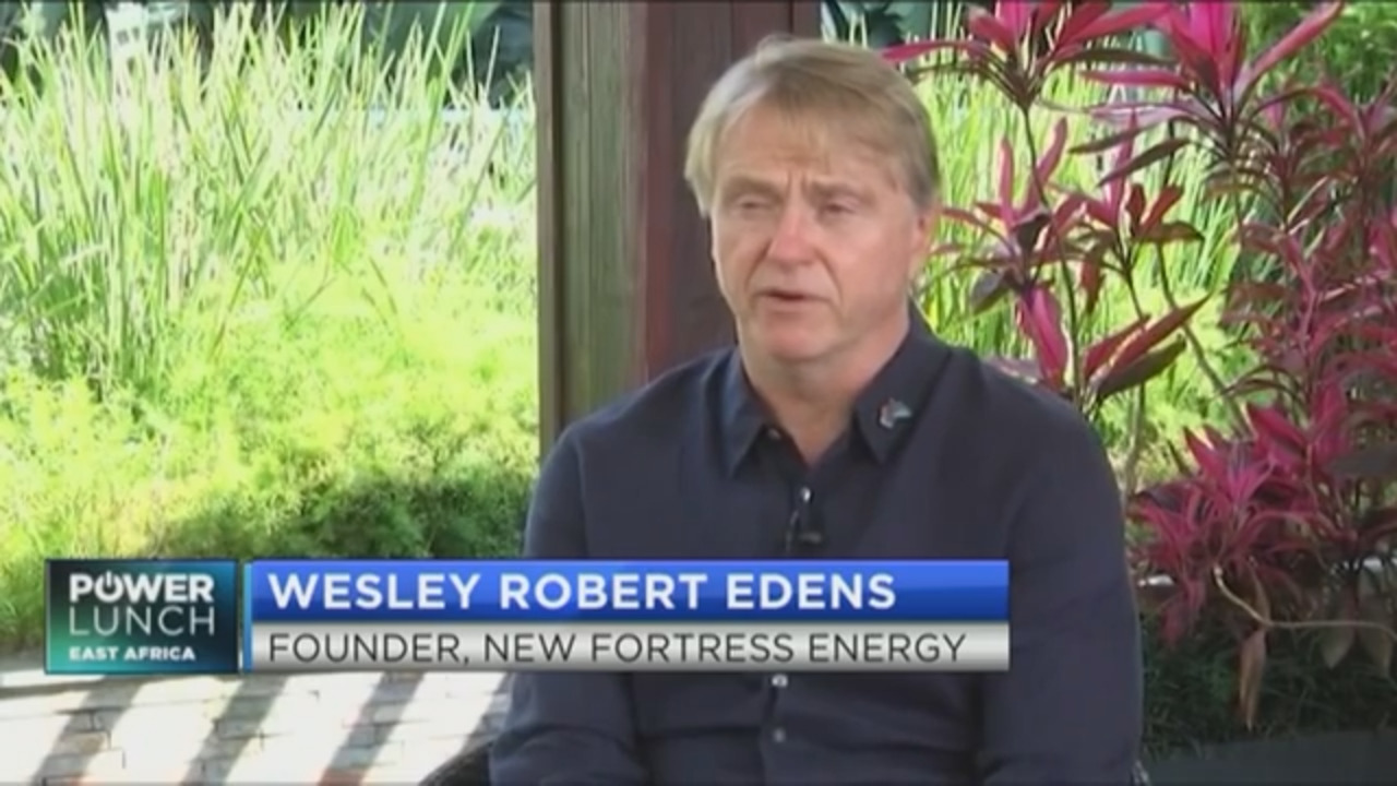 Wes Edens on the investment case for basketball in Africa
