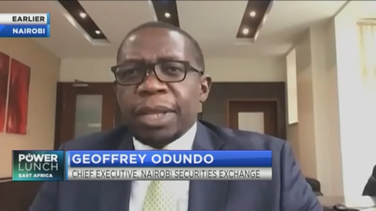 NSE CEO on how the Kenyan bourse performed amid COVID-19 crisis
