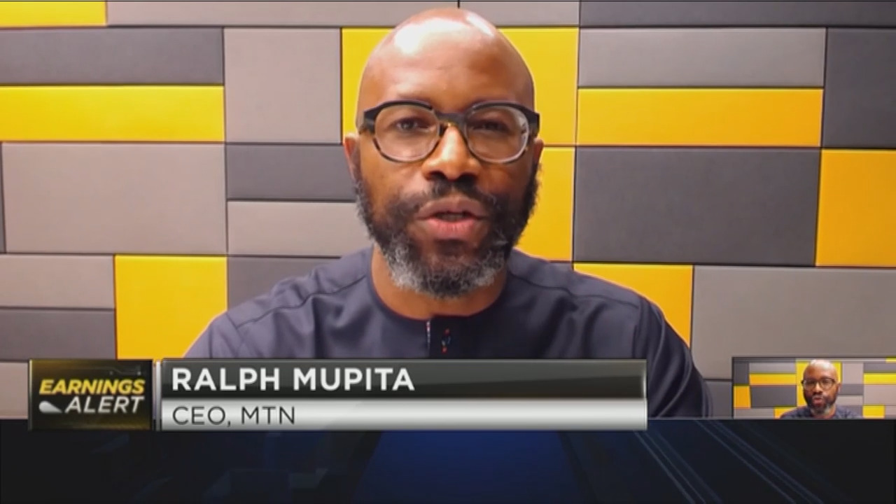 MTN CEO breaks down the company's first half performance