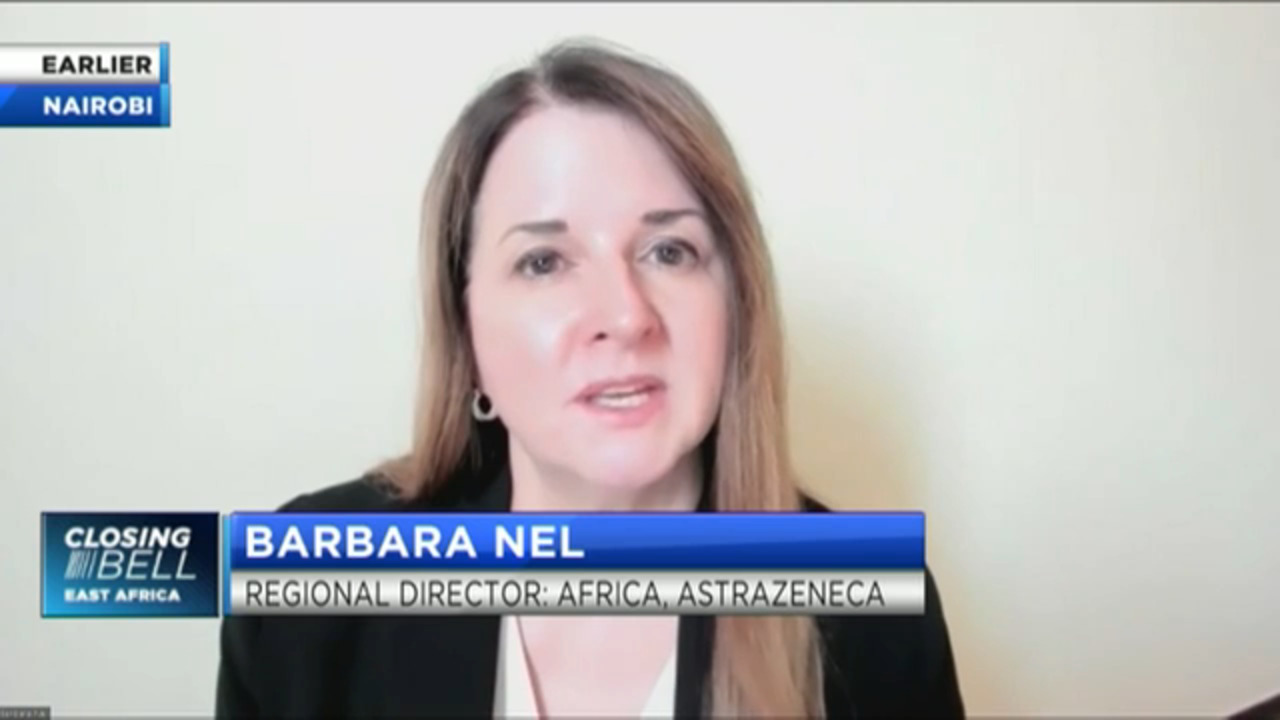 Astrazeneca Africa Head, Barbara Nel on vaccines manufacturing and distribution