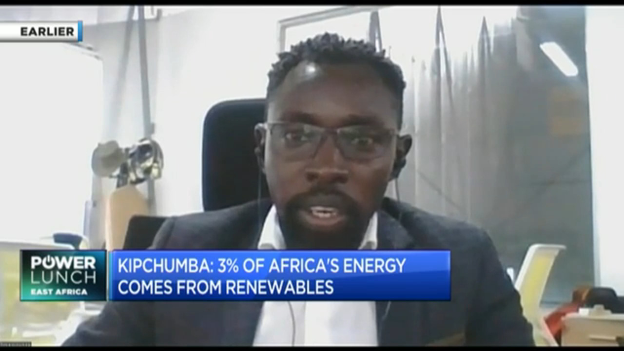 Accelerating Africa's transition to clean energy