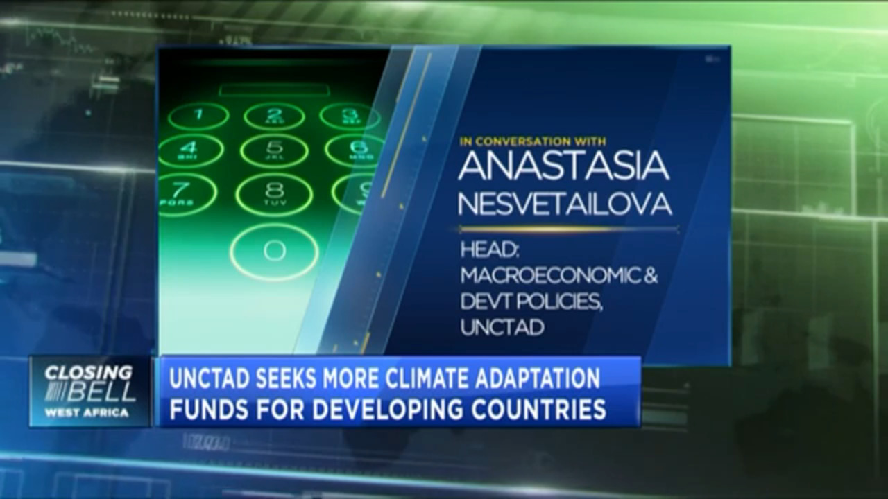 UNCTAD seeks more climate adaptation funds for developing countries
