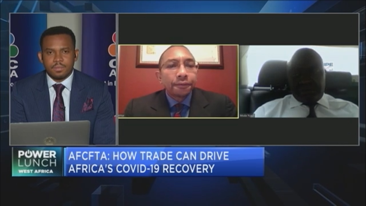 How the AfCFTA can drive Africa's COVID-19 recovery