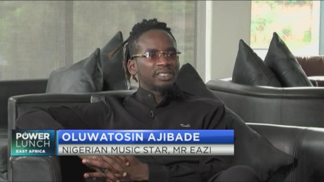 Nigeria's MR. Eazi talks music, investing in African start-ups