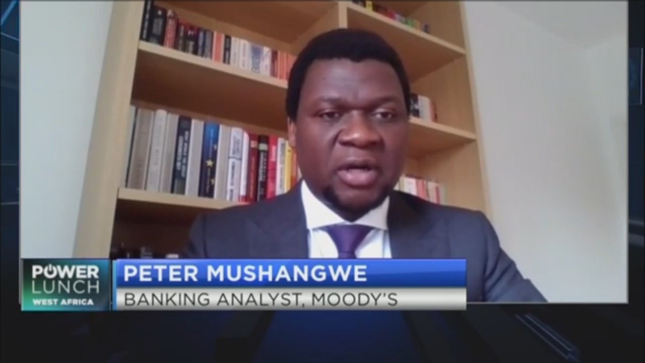 Moody's: Nigeria's ultra-low T-Bills yields will harm banks profitability
