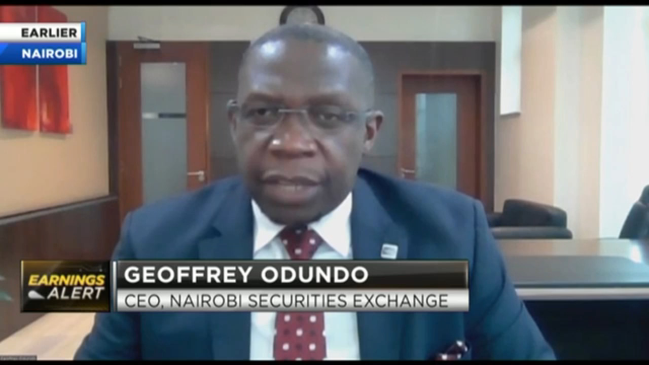 NSE CEO Geoffrey Odundo on half-year performance, listing outlook