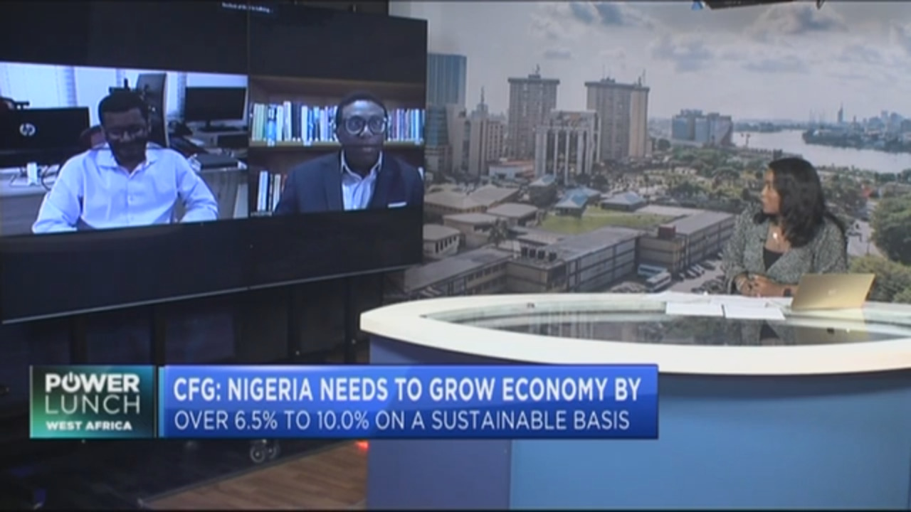 CFG Advisory: Nigeria now faced with stagflation - which is more protracted than a recession