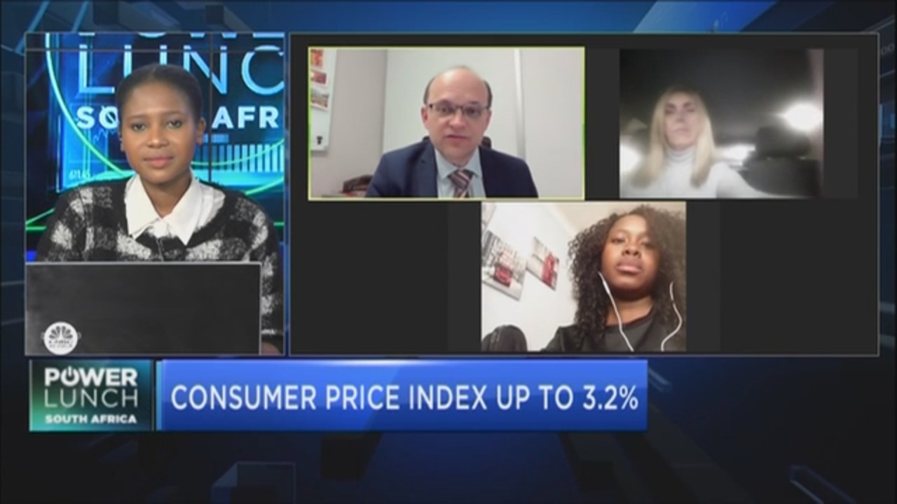 SA consumers forced to tighten belts as CPI rises to 3.2% y/y in March