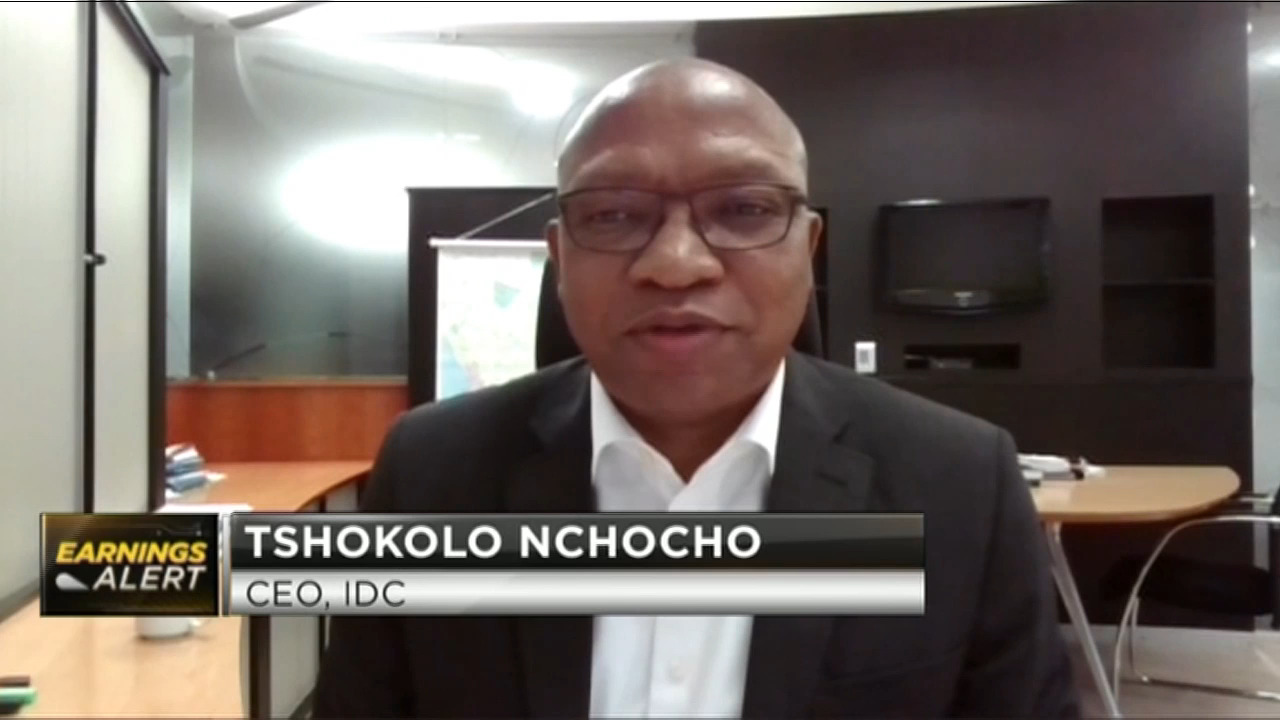 IDC CEO Tshokolo Nchocho discuses full-year performance, investment strategy