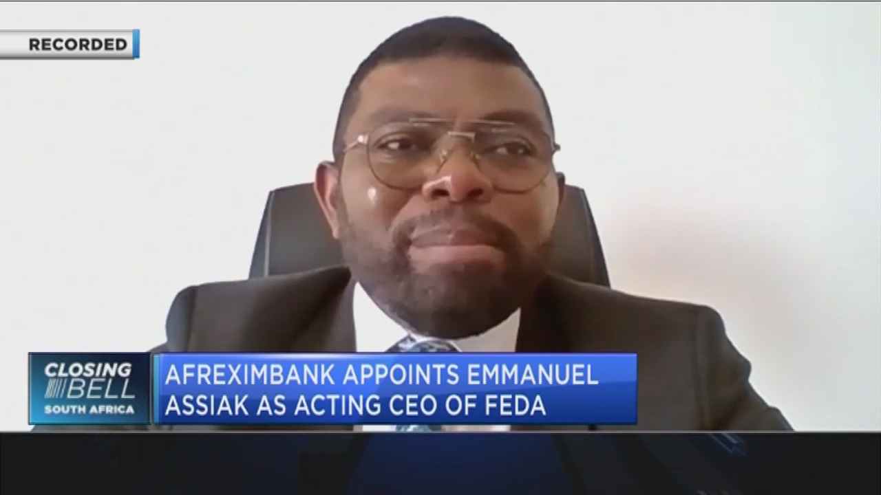 Afreximbank appoints Emmanuel Assiak as acting CEO of FEDA