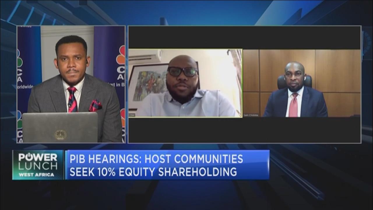 PIB Hearings: Host communities seek 10% equity shareholding