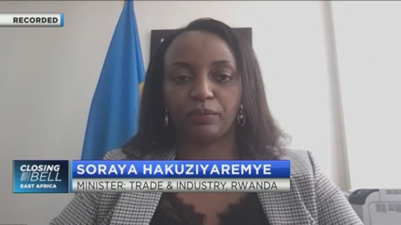 Soraya Hakuziyaremye: How Rwandan SMEs can to tap into the AfCFTA