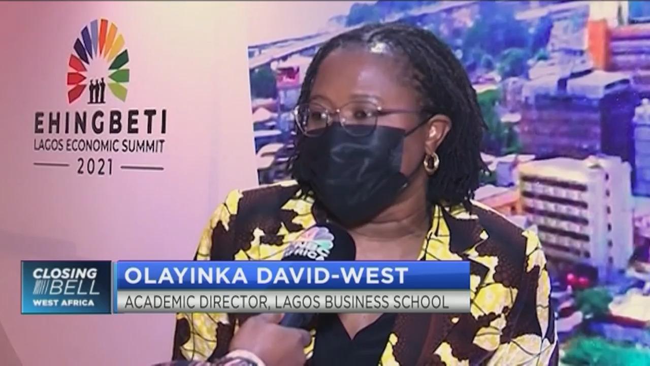 #LagosEconomicSummit2021: Olayinka David-West on how Lagos state can make the digital transition