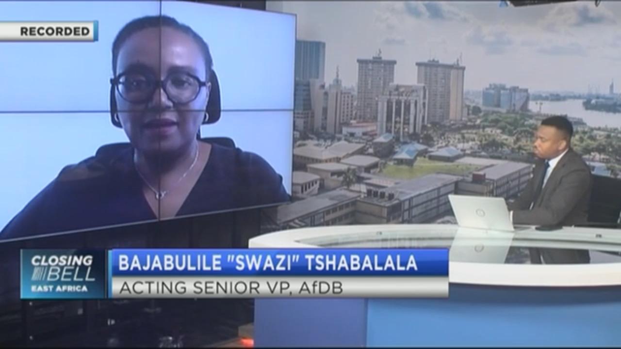 AfDB's Tshabalala on how to address Africa's development needs