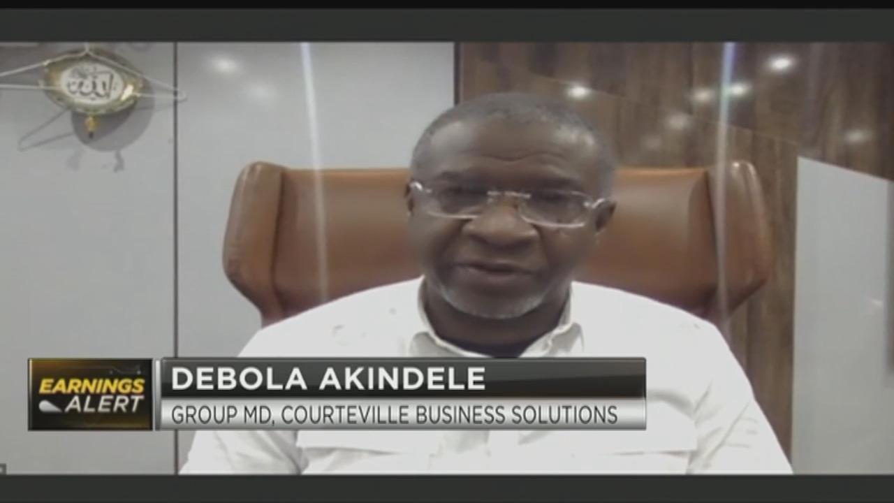 Nigeria's Courteville declares 148.4m naira profit in first half