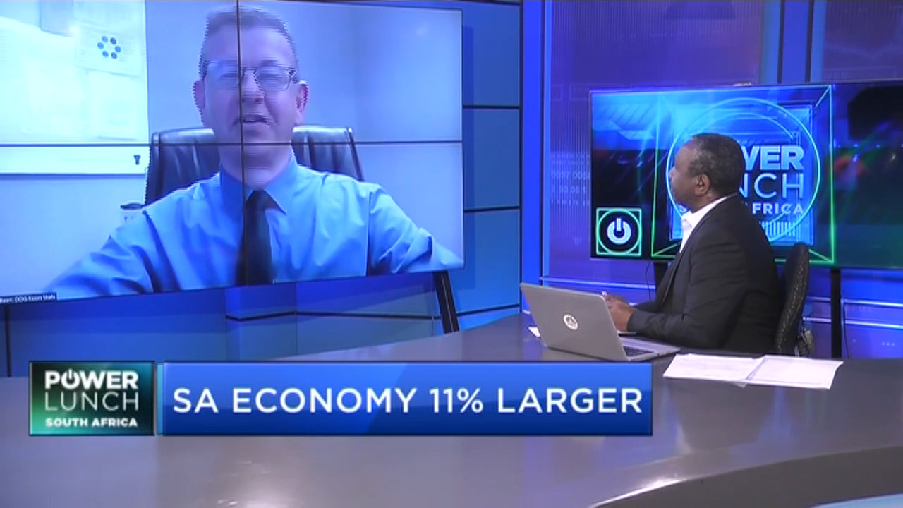 South African economy is 11% larger than previously calculated - Stats SA