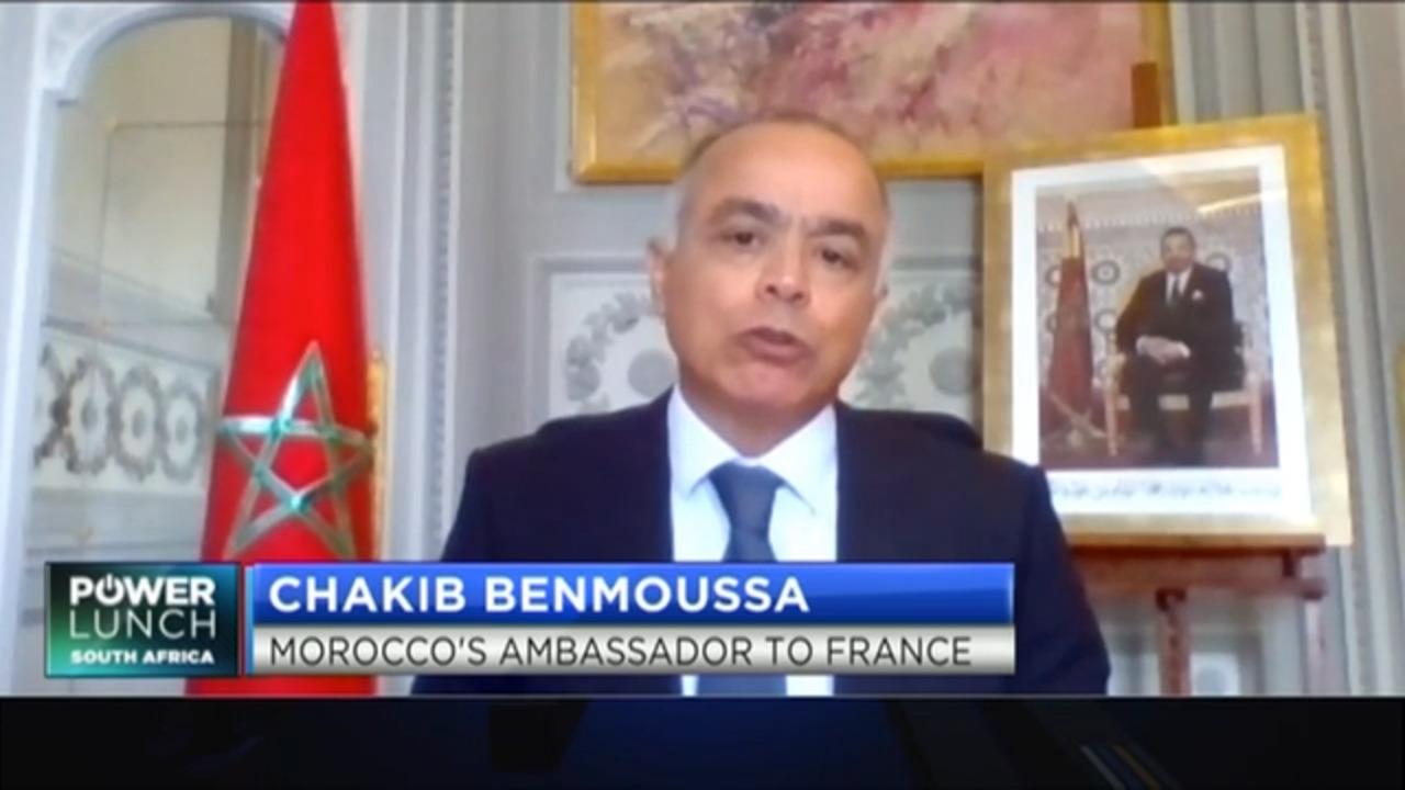 Ambassador Benmoussa details Morocco's new growth path