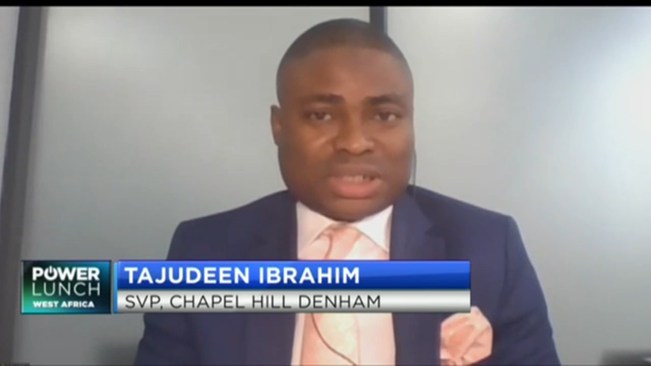 Nigeria holds investor meetings ahead of Eurobond issuance