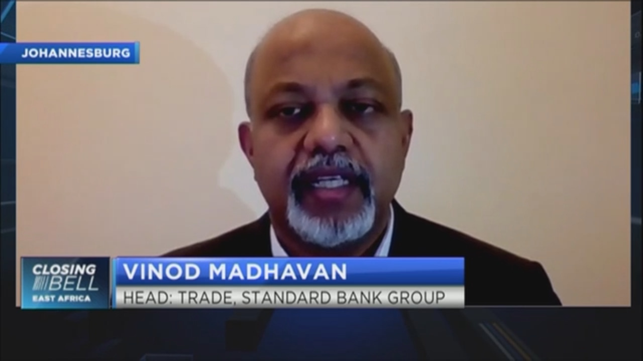 AfCFTA: Standard Bank's Madhavan on how to address policy hurdles