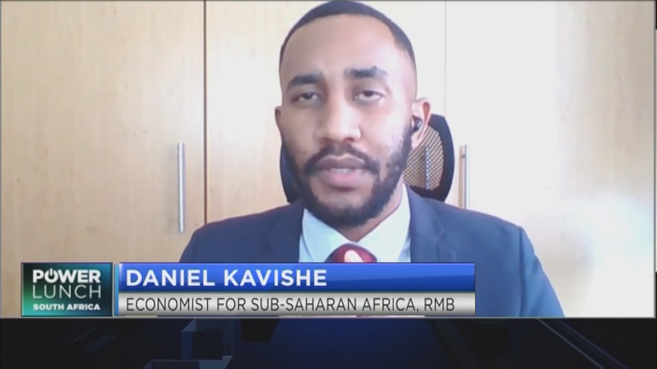 RMB on Africa's economic outlook for 2021