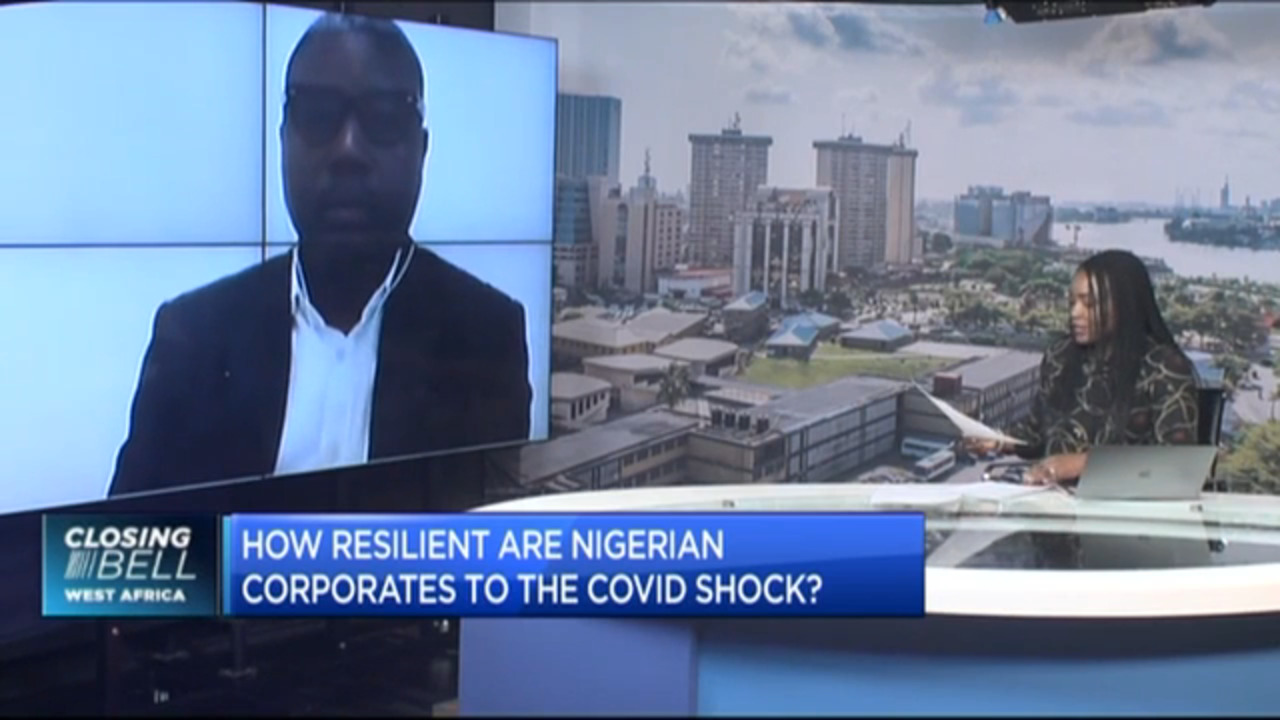How resilient are Nigerian corporates to the COVID-19 shock?