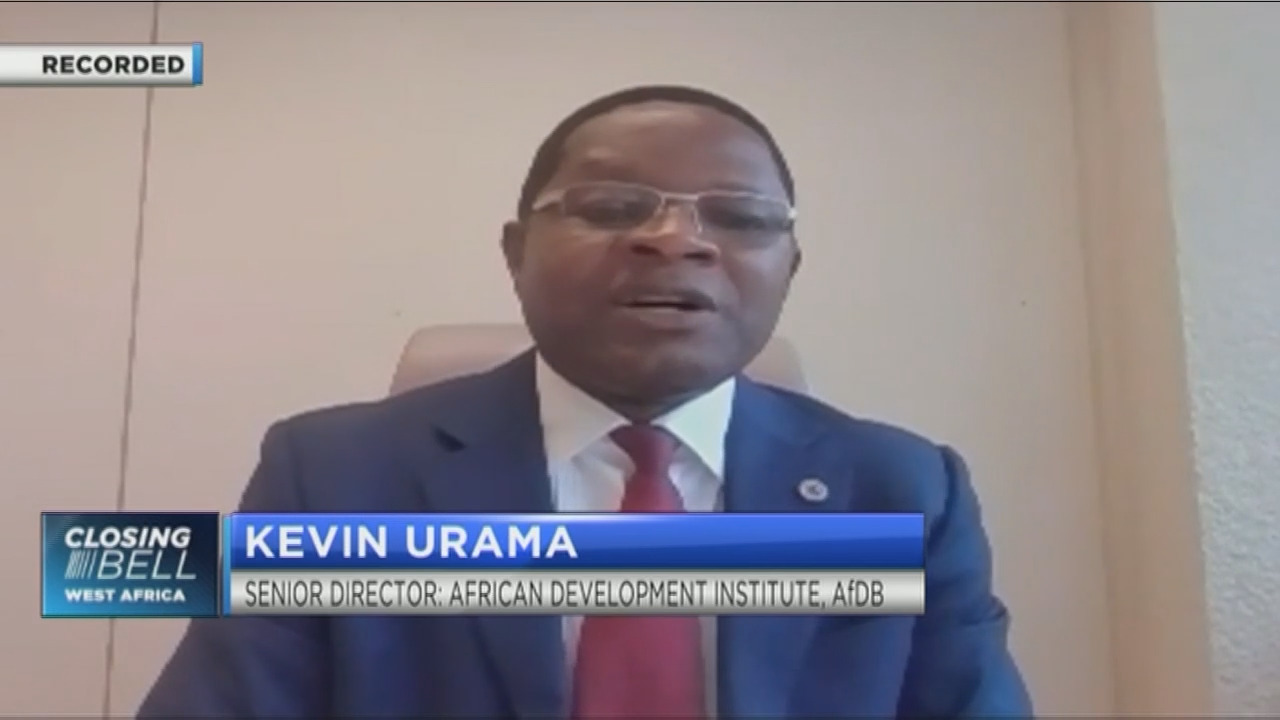 AfDB's Urama on how to make debt work for Africa