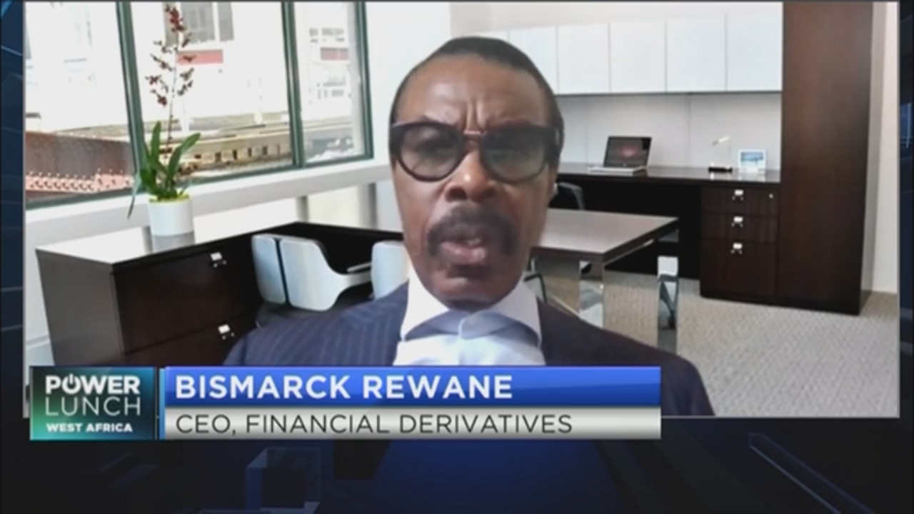 Financial Derivatives CEO on how to reform Nigeria's monetary policy framework