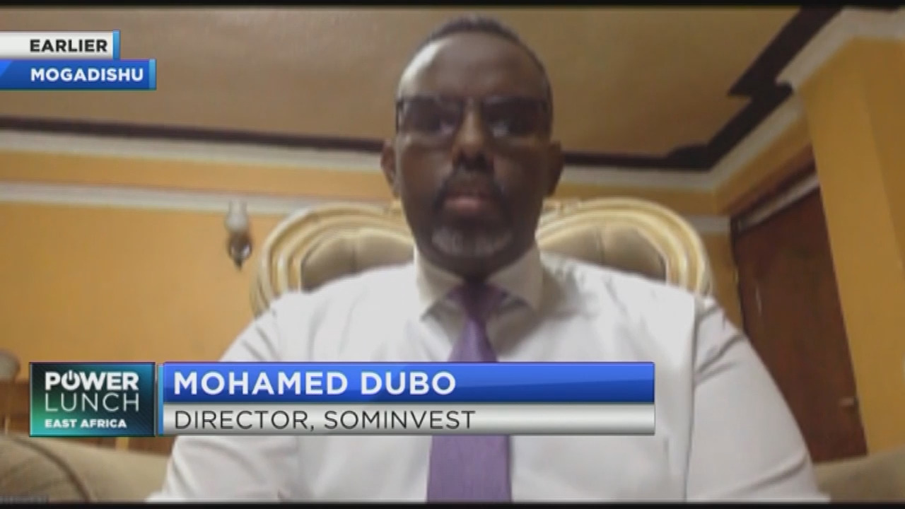 SOMINVEST Director, Dubo on what makes Somalia attractive to foreign investors