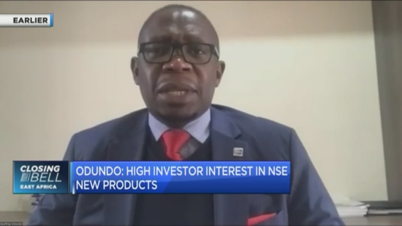 Nairobi Securities Exchange CEO breaks down the bourse's  half-year performance