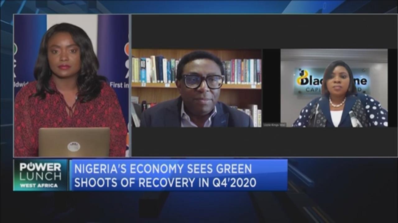 Has Nigeria's economy turned a corner?