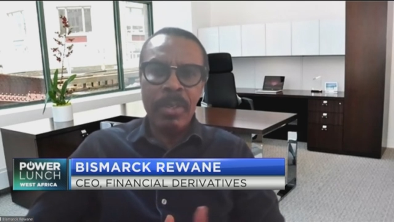 Financial Derivatives CEO breaks down Nigeria's unemployment, inflation numbers