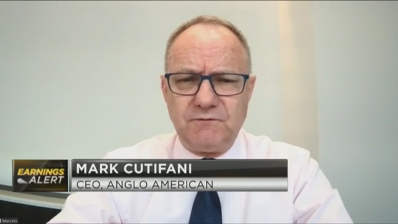 'A milestone but not the best we can be' - Anglo American CEO on record half-year earnings