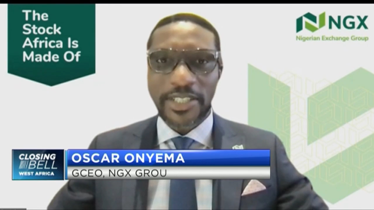 Oscar Onyema: NGX now positioned for competitiveness on a larger scale
