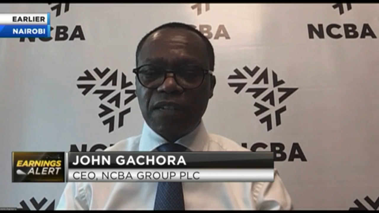 NCBA CEO discusses half-year earnings performance, merger