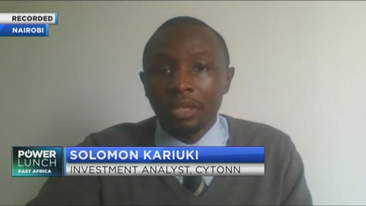 Tracking movements shaping Kenya's market space