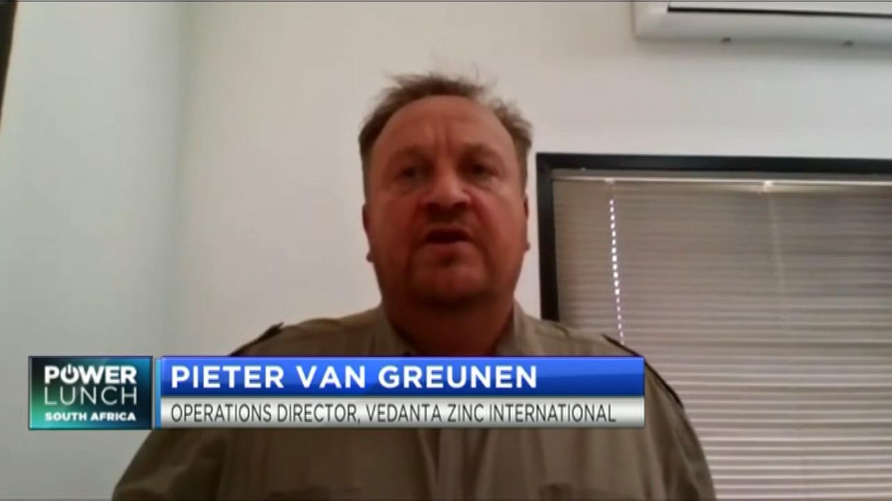 Vedanta Operations Director, Pieter van Greunen details company's self generation plans