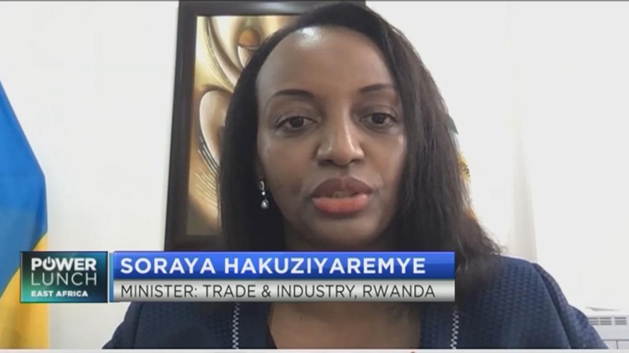 Rwanda launches trading under the AfCFTA