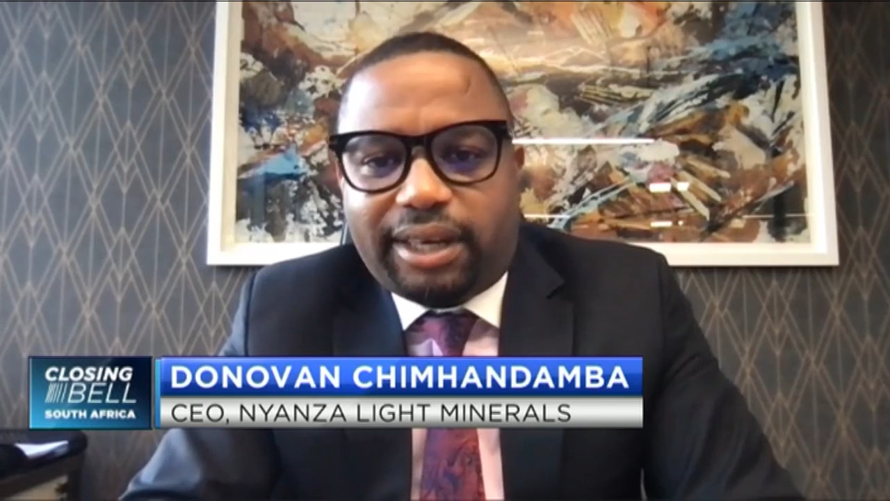 Nyanza CEO gives update on Richards Bay chemical plant