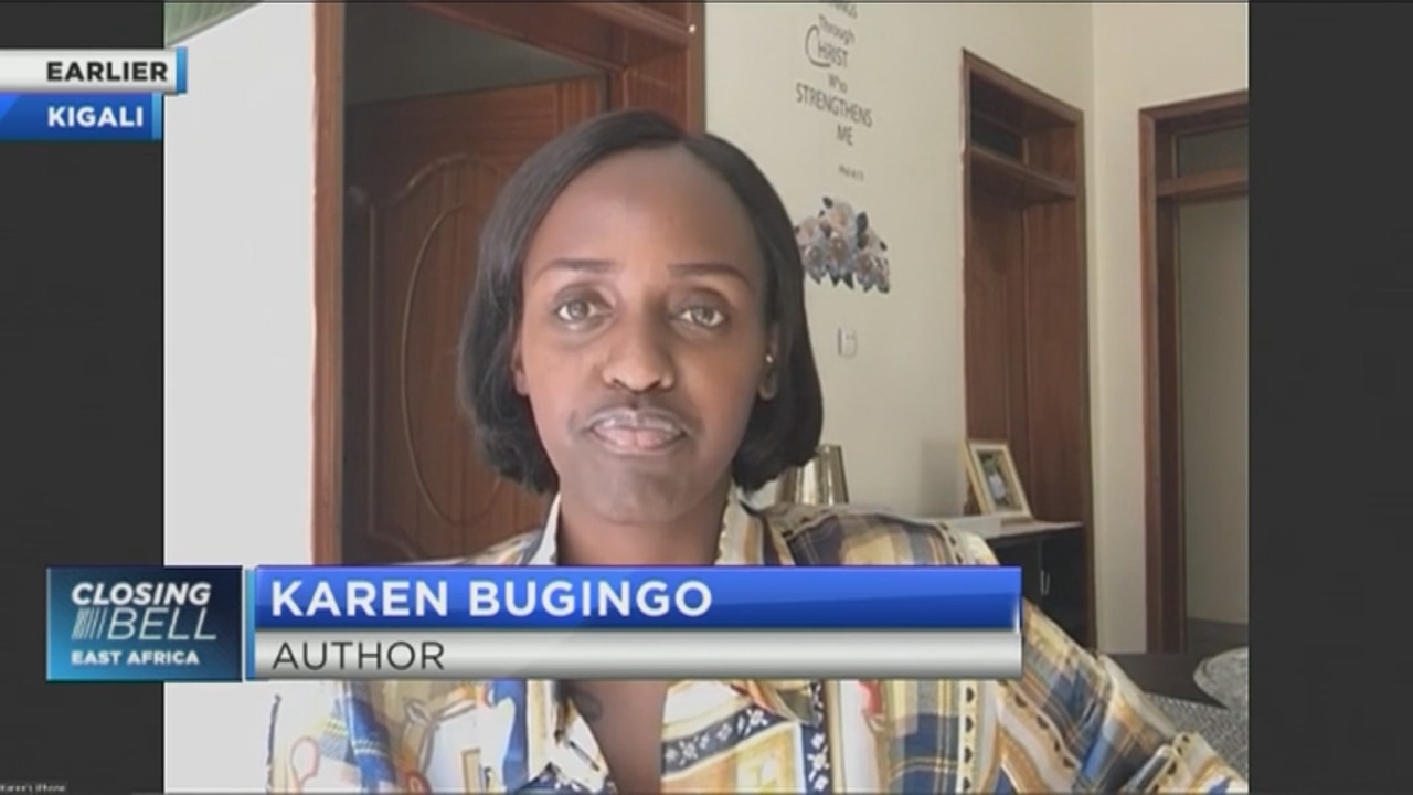 Karen Bugingo on the rise of book publishing in Rwanda