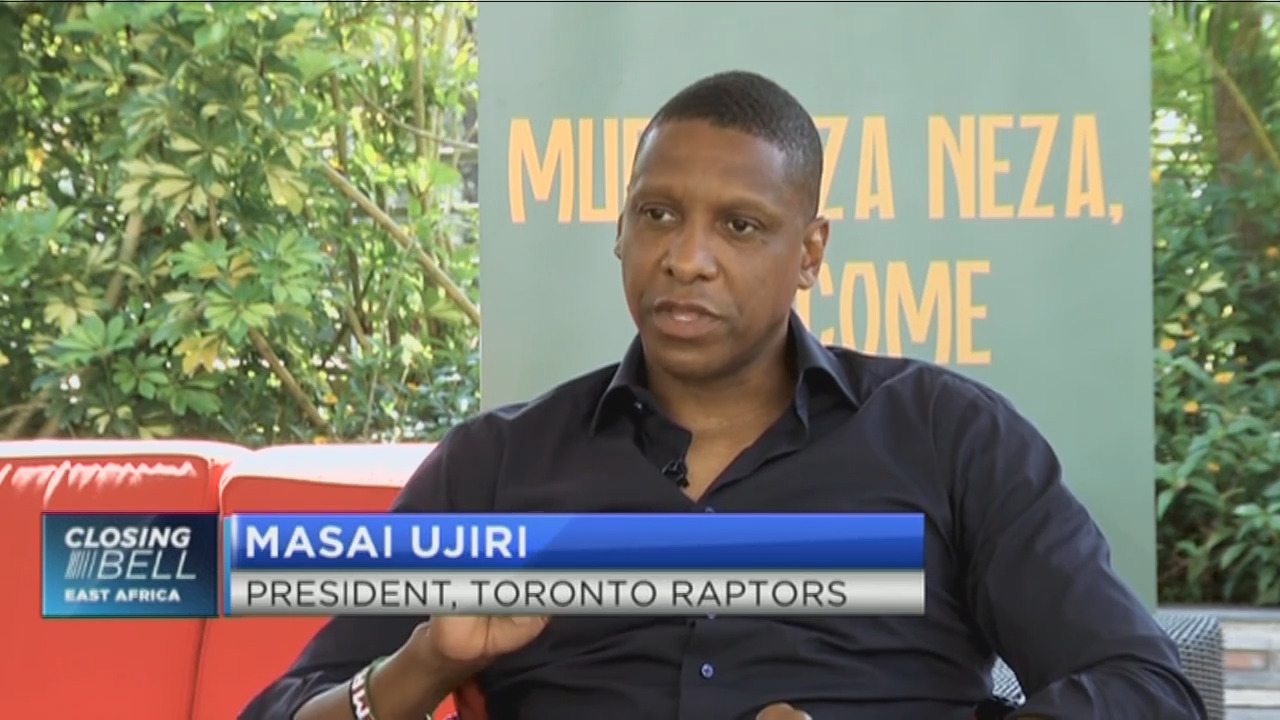 Toronto Raptors President on the economic potential of the Basketball Africa League