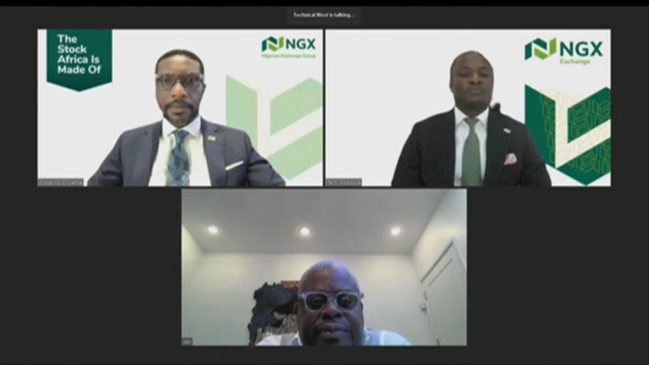 NGX Group officially lists 1.96bn shares