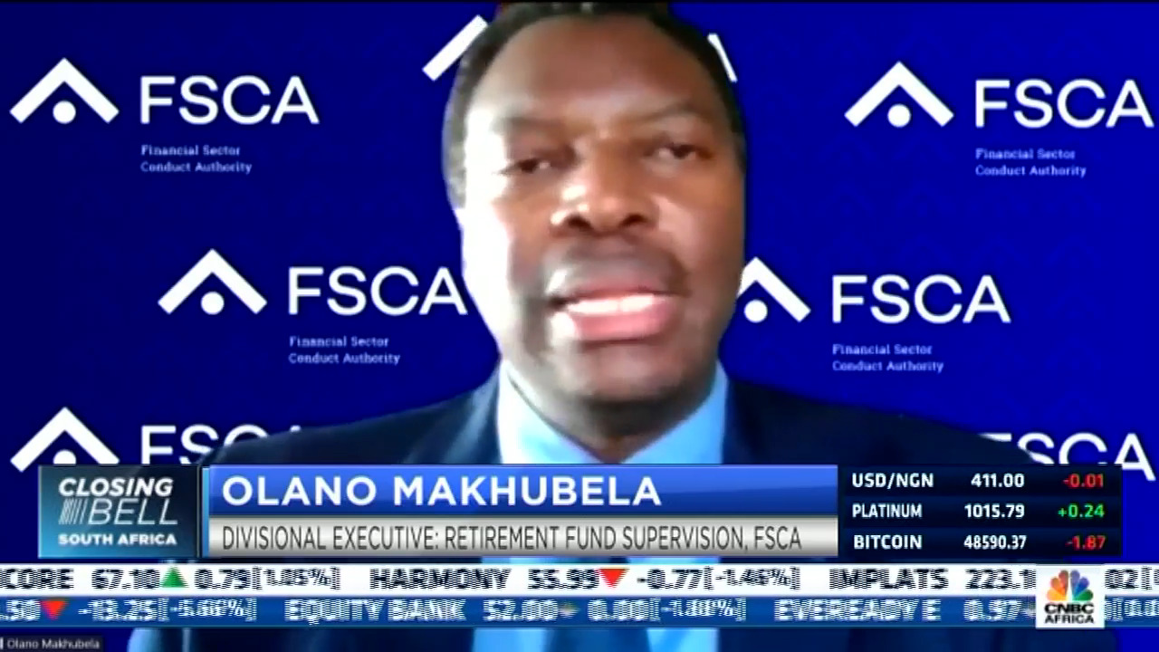 FSCA on how COVID-19 impacted SA's retirement fund industry